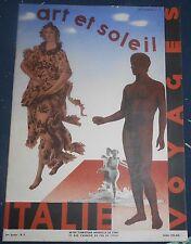 Italie Voyages n°9-1935