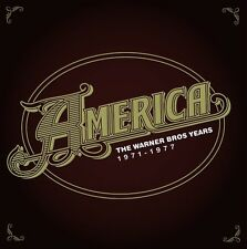 AMERICA - THE WARNER BROS.YEARSE 8 CD NEUF