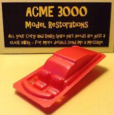 Gerry Anderson Joe90 DINKY 108 Sam'S CAR-Ricambio Repro interno rosso