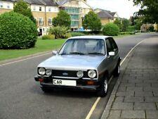 Ford Fiesta XR2 MK1 1982 Rare Classic