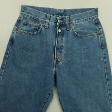 REPLAY 901 Mens HEAVY DENIM Vintage Jeans W28 L29 Blue RELAXED Straight