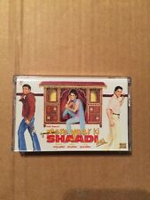 Mere Yaar Ki Shaadi Hai - Saregama Rare Bollywood Hindi Soundtrack Cassette