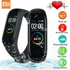 Original Xiaomi Mi Band 4 Smart Bracelet 5ATM AMOLED 24Hour Heart Rate Monitor