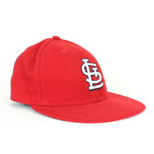59Fifty St. Louis Cardinals MLB New Era Hat On-Field Fitted Baseball Cap 7 1/8