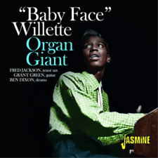 WILLETTE,BABY FACE-ORGAN GIANT (UK) (US IMPORT) CD NEW