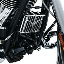 INDIAN CHIEF / ROADMASTER CHROME Refroidisseur d'HUILE Housse GRILLE PROTECTION