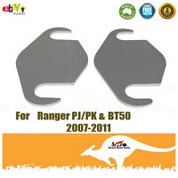EGR Blanking Plate For Ford Ranger 2.5L 3.0L PK PJ 07-11 For Mazda Bt50 2 plates