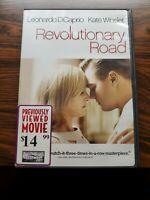 Revolutionary Road (DVD, 2009, Sensormatic Widescreen)