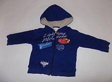Boys Disney Lightning McQueen Hoodie Size 2T