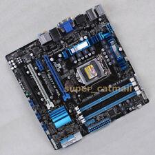 ASUS P8Z77-M PRO LGA 1155 Socket H2 Intel Z77 Motherboard Micro ATX DDR3