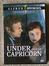 Alfred Hitchcock Under Capricorn DVD Korean VG