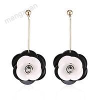Dangle Acrylic Elegant Women Fashion Jewelry Eardrop For Women Gift Earrings