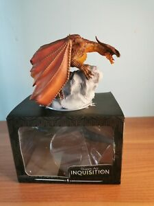 Dragon Age Inquisition Loot Crate High Dragon Figure in box
