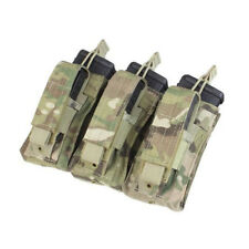Condor MOLLE - MULTICAM Triple Kangaroo Mag Pouch Rifle Magazine - MA55