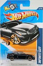 Hot Wheels Infiniti G37 Faster Than Ever '12 Series #V5403 New NRFP Black 1:64