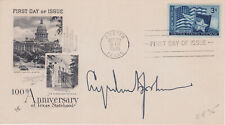 Lyndon B. Johnson Signed First Day Cover