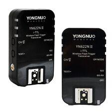 Yongnuo YN-622N II Wireless TTL Flash Trigger Receiver for Nikon D800 D3200 UK