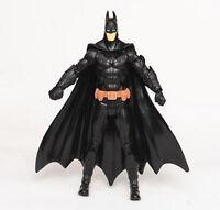 DC Comics Arkham Origins Batman Action Figure Dark Knight Series Black-CS002