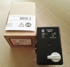 Condor Druckschalter MDR3/11 10 Bar mit Motorschutz 6,3A Entlastungsventil