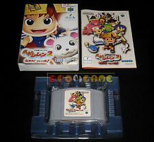 FUSHIGI NO DUNGEON FURAI NO SIREN 2 Nintendo 64 N64 Japanese Version •• COMPLETO