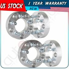 "4X 1.5"" Wheel Spacers Adapter 5x5.5 to 5x4.5 Ford E-100 Econoline F-150"