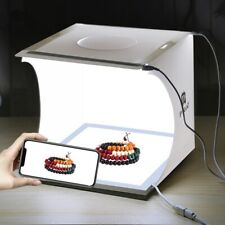 PULUZ LED Photo Shadowless Light Studio Softbox Bottom Light for 20CM Lightbox