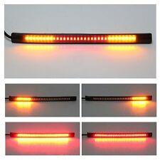 "48 LED 22"" Night Rider Strip Scanner Light Bar Wireless Remote Control Red RGB"