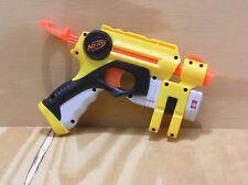 NERF N strike Nite Finder EX-3 Blaster Single Fire Gun, Good working Condition.