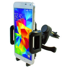 Car Mobile Phone Holder Holder Fan Lattice for Samsung Galaxy S7+S7 Edge