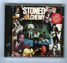 STONED ALCHEMY CD (NEW) 27 HITS ORIGINAUX CHUCK BERRY/ MUDDY WATERS/ B.DIDDLEY