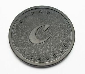 Genuine Vintage Canon Logo Body Cap Dust Cover for FD and FL Mount Cameras