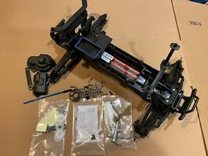 Traxxas Bigfoot / Stampede Chassis & Full Gearbox w/ all Hardware 3622X 3691