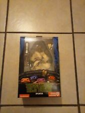 NECA Teenage Mutant Ninja Turtles Splinter Game Stop Exclusive New!!