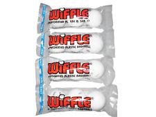 12 Official WIFFLE BALLS Baseballs WiffleBalls