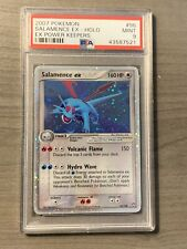 Pokemon EX Power Keepers Salamence 96/108 Holo Foil PSA 9 Mint