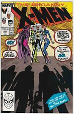 X-Men #244 VF-NM 9.0 First Jubilee Storm Psylocke Chris Claremont Marc Silvestri