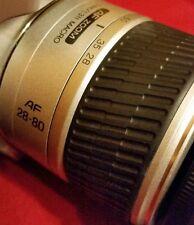 Minolta AF ( Sony A, E ) 28-80 mm f/3.5-5.6 D AF Objektiv, Macro 0.4m