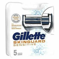 2 x 5 recharges Lames à rasoir Gillette Skinguard Sensitive peau sensible X 10