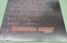 Springfield Armory 2005 Firearms Catalog Original