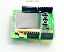 Color Image LCD Shield for Arduino Nokia 6100 Display Board NEW