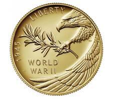 End of World War II 75th Anniversary 24-Karat Gold Coin 🚨🚨🚨Unopened 🚨🚨🚨