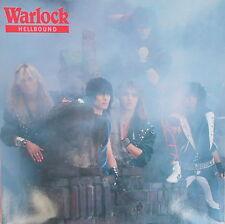 LP Warlock – Hellbound,OIS,MINT- 1985,first print,Vertigo – 824 660-1 Germany
