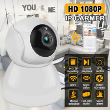WIFI#1080P ONVIF P2P Outdoor Wireless I R Cut Security IP Camera Night Vision