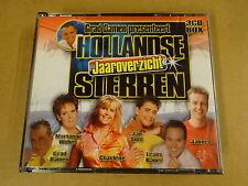 3-CD BOX / HOLLANDSE STERREN JAAROVERZICHT ( GRAD DAMEN, JAN SMIT, FR. BAUER...)