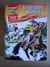 MAXI TEX n°12 2008 - Lo squadrone infernale    [G395]