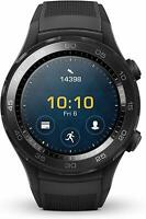 Huawei Watch 2 - Smartwatch compatible con Android (WiFi, Bluetooth) color negr
