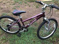 """Iron Horse Maverick 24""""wheel  Mountain bike Mtb Maroon"""