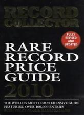 Rare Record Price Guide 2010 (Record Collector Magazine),Andy McDuff,Ian Shirle