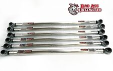 Can Am X3 RS and X3 Max Heavy Duty Radius Rods  2017-18 POLISHED