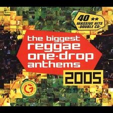 The Biggest Reggae One-Drop Anthems 2005 [PA] by Various Artists (CD, Oct-2005,